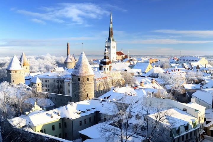 New year 2021 in Tallinn | new year's holidays, prices