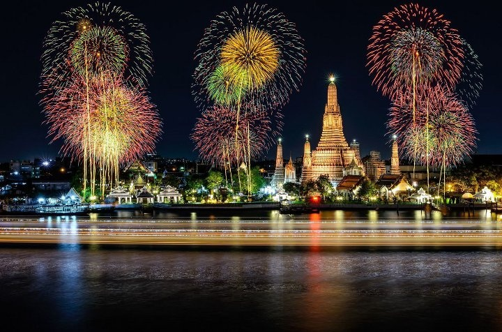 New year 2021 at sea | vacation, where to go