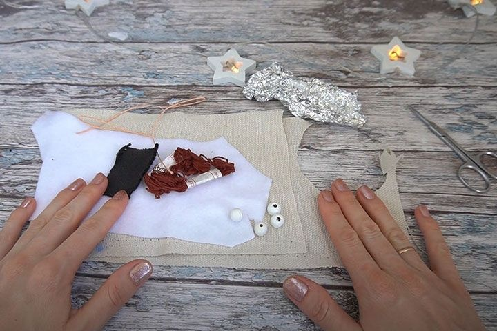 DIY Christmas crafts for 2021 | how to make, symbol of the year Bull