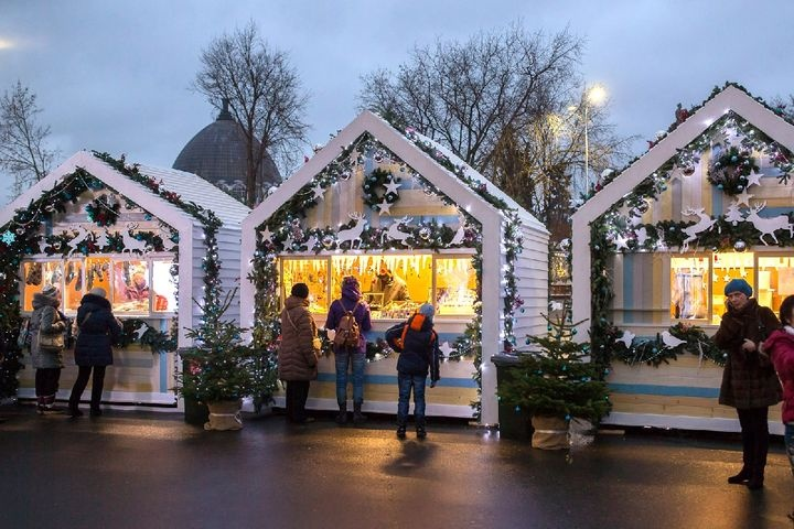 New year and Christmas fairs in New-York in 2021 | addresses