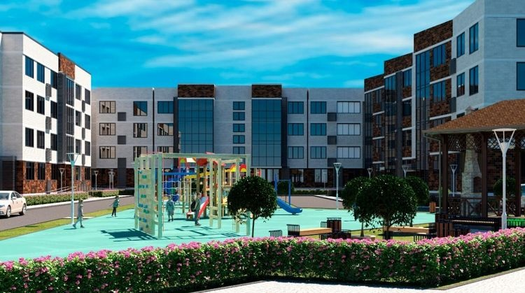 New buildings in Anapa with delivery in 2021-2022 | development plan, prices, schemes