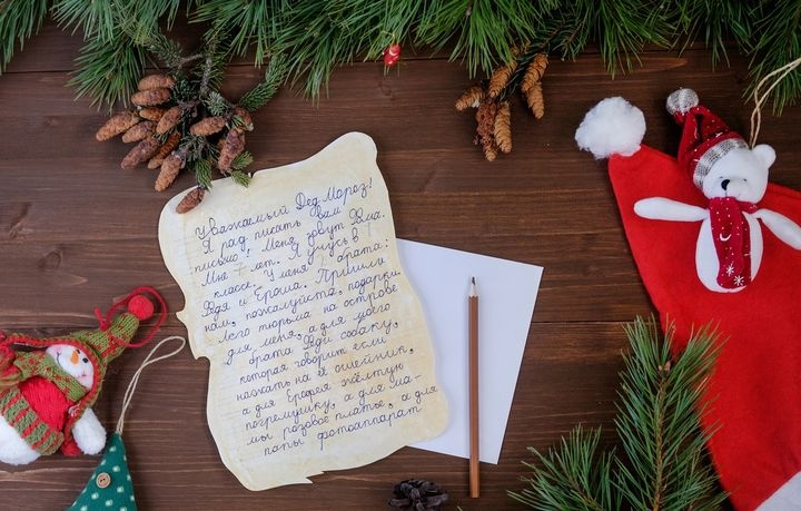 Letter To Santa Claus 2021 | USAn Post