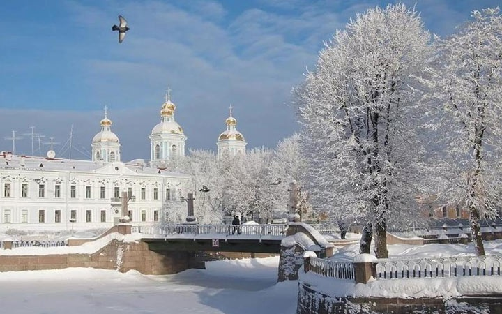 Weather for the New year 2021 in Saint Petersburg | what will it be like, forecast