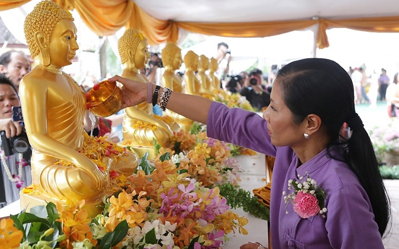 Thai New year 2021: when, date, traditions