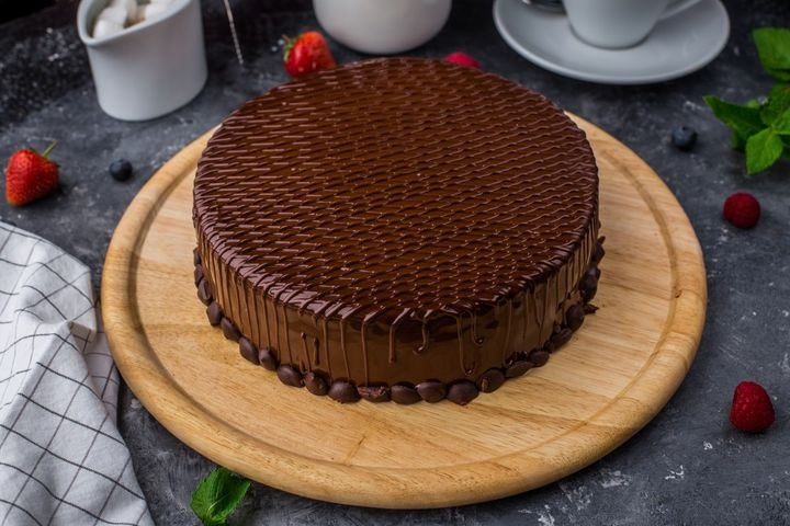 Cakes for the new 2021 year of the Bull | new year recipes