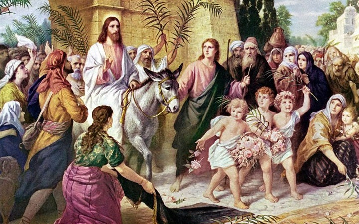 Palm Sunday in 2021: what date, Orthodox, date